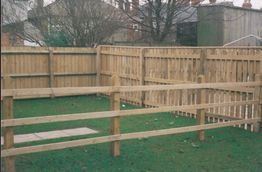 Lincolnshire Fencing & Timber Supplies